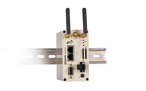 Industrial cellular router with dual SIM slots MRD-455 by Westermo